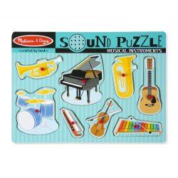 M&D Hangos puzzle, Hangszerek