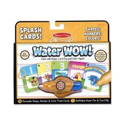 Melissa & Doug Kreatív játék, Rajzolás vízzel deluxe, színek-számok-formák