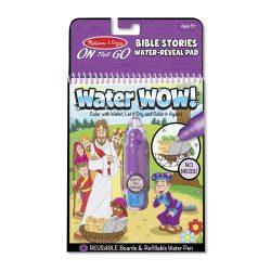 Melissa & Doug Kreatív játék, Rajzolás vízzel, Bibliai történetek