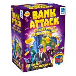 MEGABLEU, BANK ATTACK Társasjáték