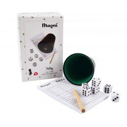 Kockapóker játék, Magni