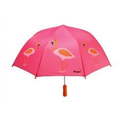 Flamingós gyerek esernyő Magni
