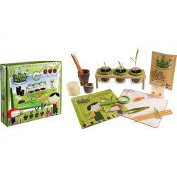 Növénytani készlet 14 kísérlettel Navir