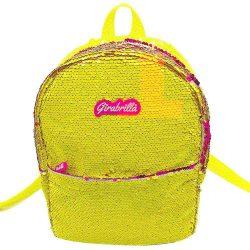 Neon színű flitteres hátizsák, többféle Nice Group