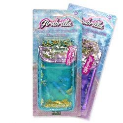 Girabrilla mobiltelefon tartó flitterekkel, 2 féle színben Nice Group