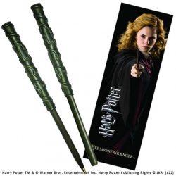Hermione toll és könyvjelző Harry Potter