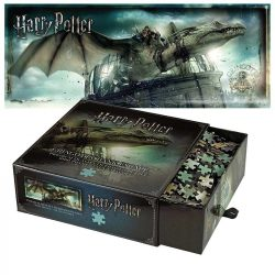 Gringotts puzzle Harry Potter