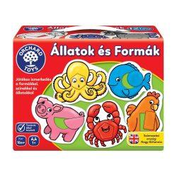 Orchard Toys Állatok és formák