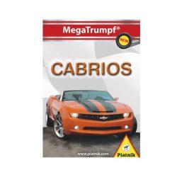 Cabrio autók kártyajáték