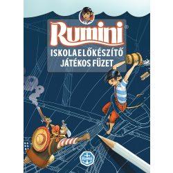 Rumini - játékos iskolaelőkészítő füzet Pagony