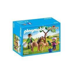 Kiscsikó születik 6949 Playmobil