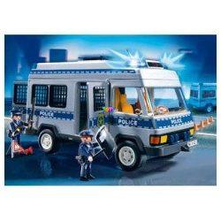 Playmobil Rendőrségi rabszállító