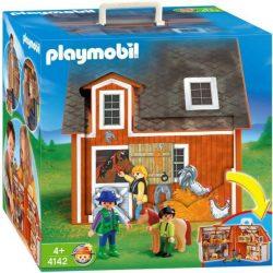 Hordozható tanya 4142 Playmobil