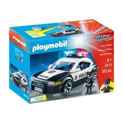 Rendőrségi autó Playmobil 5673