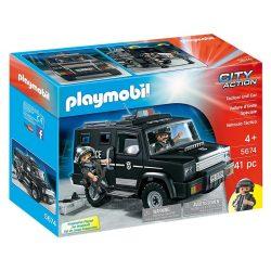 Speciális Egység terepjárója 5974 Playmobil