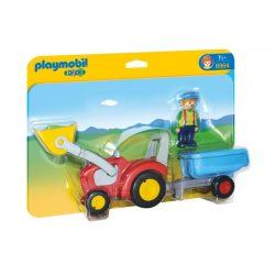 Pali bácsi traktoron 6964 Playmobil