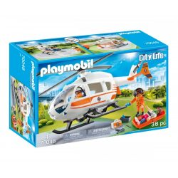 Mentőhelikopter 70048 Playmobil City Life