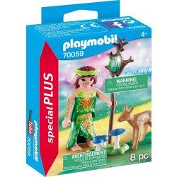 Erdei tündér őzikével 70059 Playmobil Special Plus