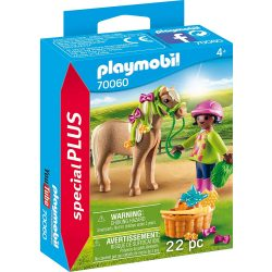 Pónigondozó kislány 70060 Playmobil Special Plus