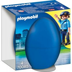 Rendőr kutyával tojásban 70085 Playmobil