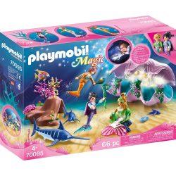 Gyöngykagyló éjszakai fény Playmobil