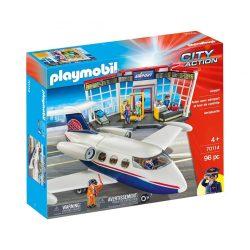 Repülőtér repülővel 70114 Playmobil