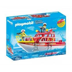 Tűzoltóhajó 70147 Playmobil City Acton