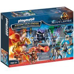 Adventi naptár - Harc a varázslatos kőért 70187 Playmobil