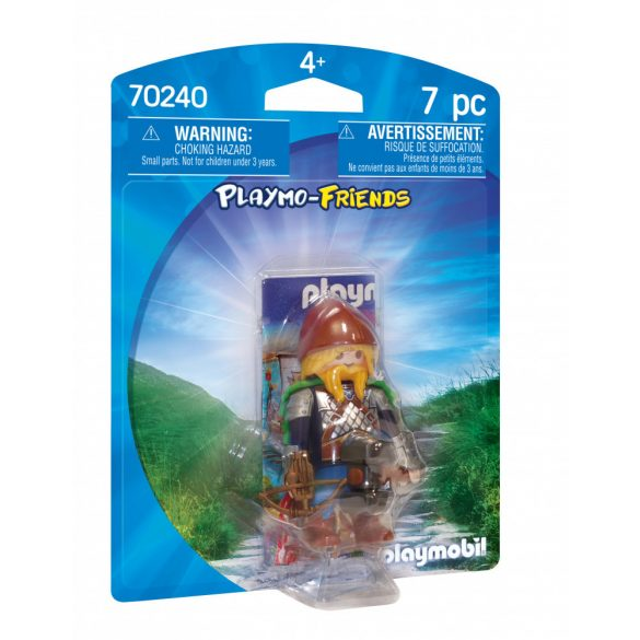 Törpe harcos 70240 Playmobil Playmo-Friends