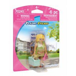 Divatrajongó Playmobil