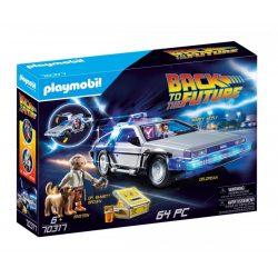 Back to the Future DeLorean 70317 Playmobil