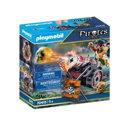 Kalóz ágyúval 70415 Playmobil Pirates