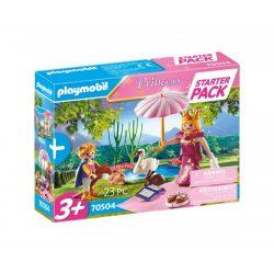 Starter Pack Hercegnő kiegészítő szett 70504 Playmobil