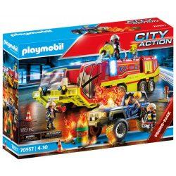 Tűzoltók bevetésen 70557 Playmobil