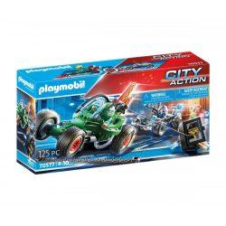 Rendőrségi gokart: Széfrabló nyomában 70577 Playmobil