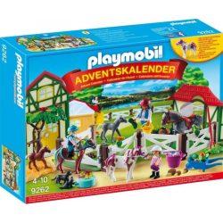 """Adventi naptár """"Lovaglás"""" 9262 Playmobil"""
