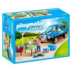 Mobil kutyakozmetika Playmobil 9278