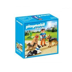 Kutyatréner 9279 Playmobil City Life