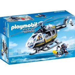 Speciális Egység helikoptere Playmobil 9363
