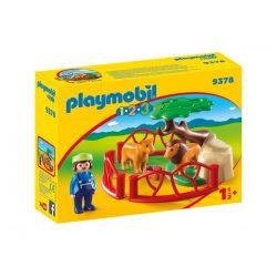 Oroszlánkert kicsiknek Playmobil
