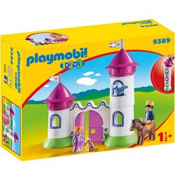 Tornyos kastély kicsiknek Playmobil 9389