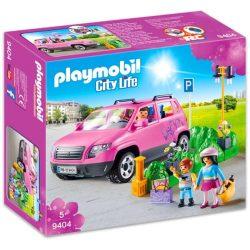 Családi kocsi parkolóhellyel 9404 Playmobil City Life