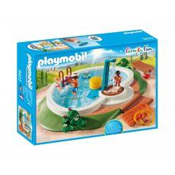 Családi medence 9422 Playmobil Family Fun