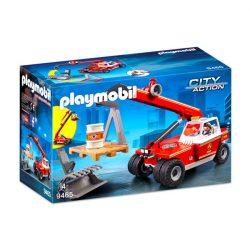 Tűzoltó daruskocsi Playmobil 9465
