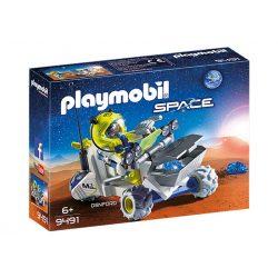 Háromkerekű Mars-rover Playmobil 9491