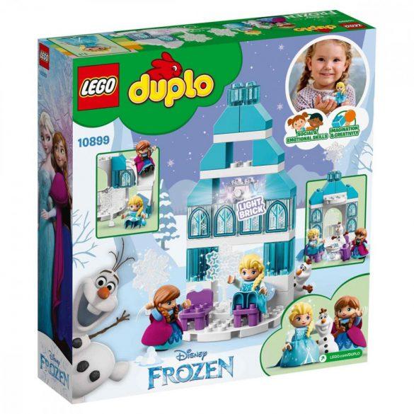 LEGO DUPLO Princess 10899 Jégvarázs Kastély