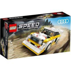LEGO® Speed Champions 76897 - 1985 Audi Sport quattro S1