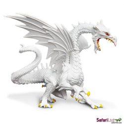 Glow-in-the-Dark Snow Dragon-Sötétben világító Hósárkány -Safari