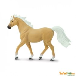Palomino Mustang ló-Palomino Mustang Stallion Safari