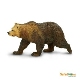 Grizzly Bear-Grizzly medve-Safari
